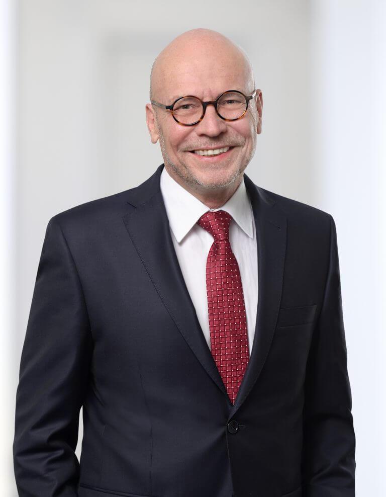 Porträt von Rechtsanwalt Prof. Dr. Michael Bartsch