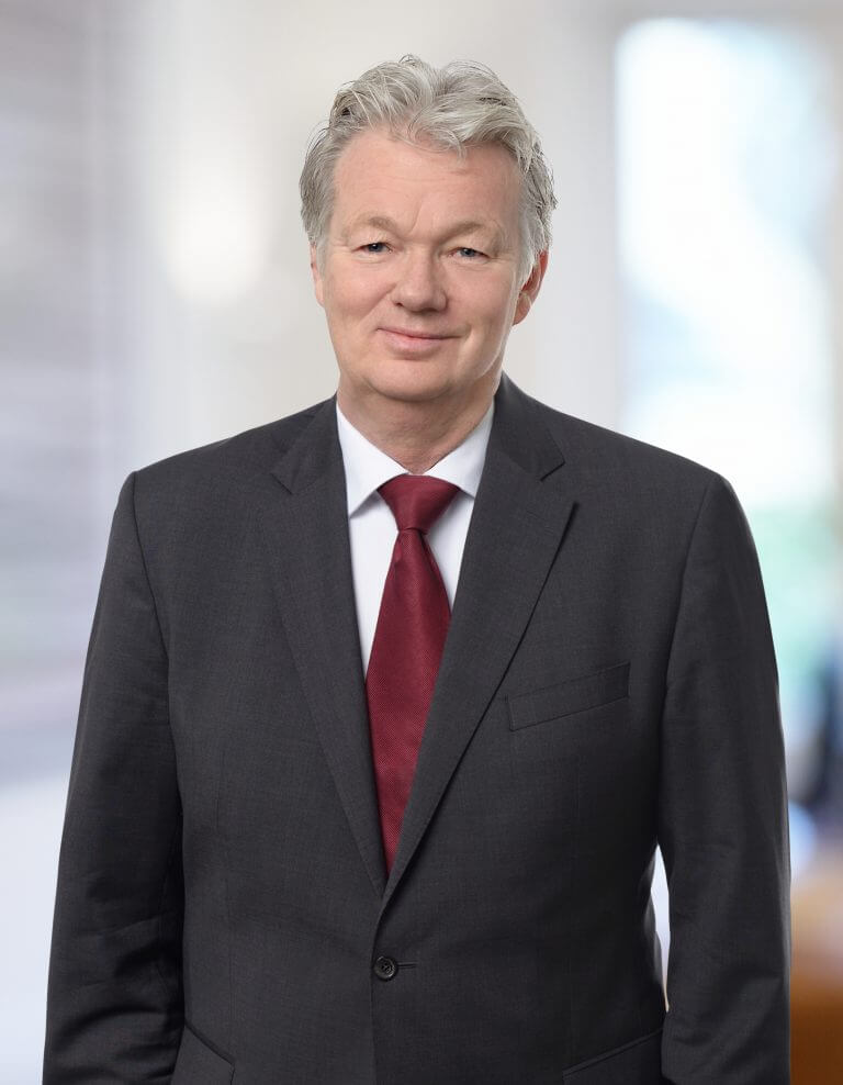 Porträt von Rechtsanwalt Dr. Peter Rosin