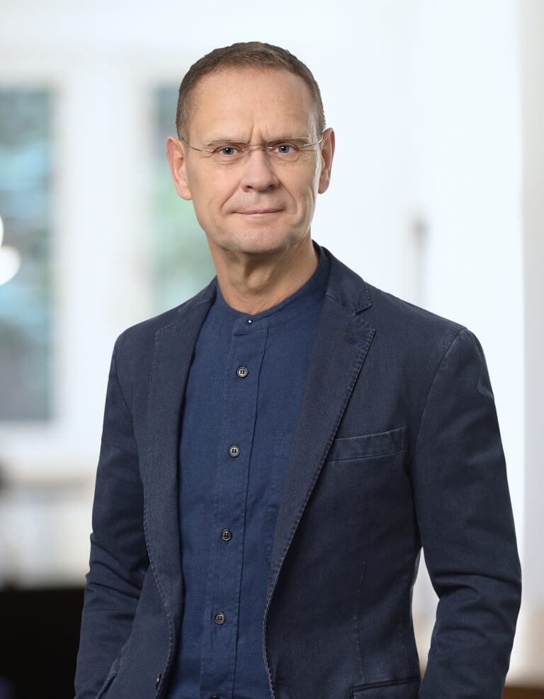 Porträt von Rechtsanwalt Dr. Ralf Schäfer
