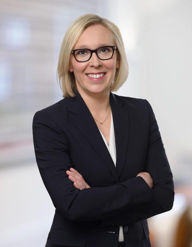 Porträt von Rechtsanwältin Kristin Spiekermann