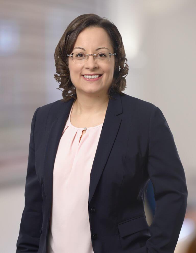 Porträt von Rechtsanwältin Christina Will