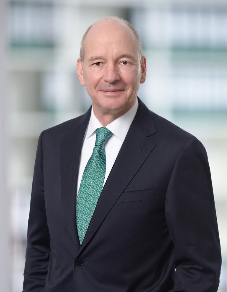 Portrait von Rechtsanwalt Wiegand Laubenstein